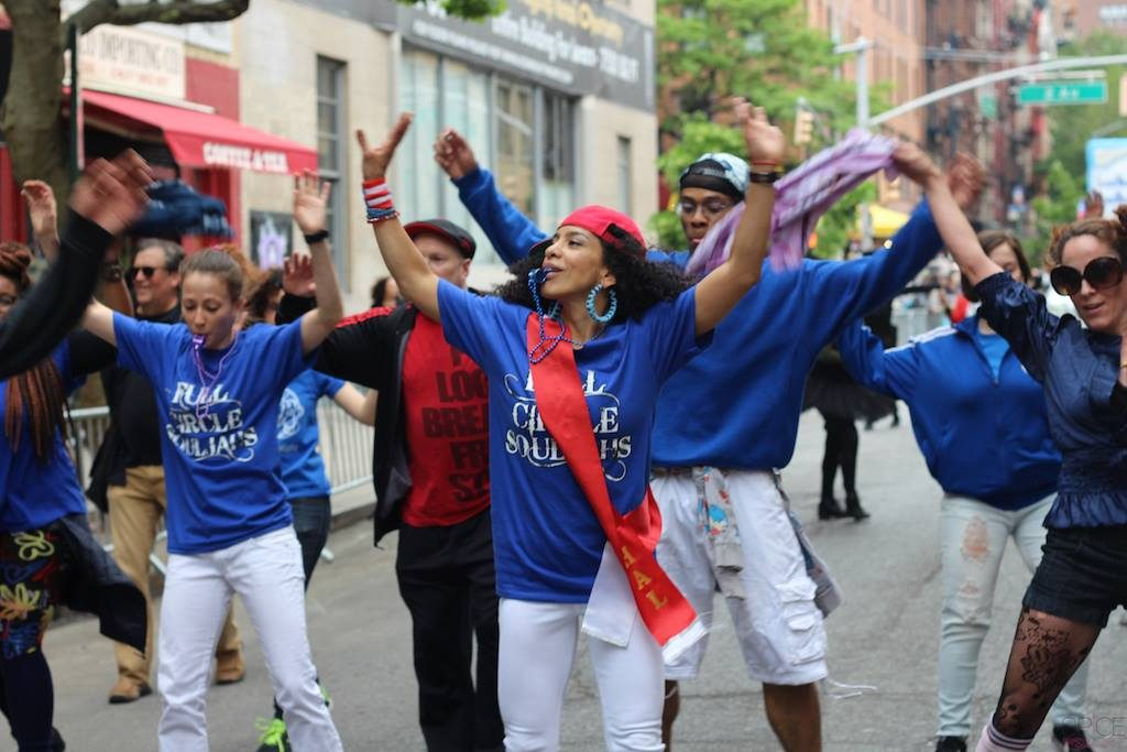 Dance Parade 2016
