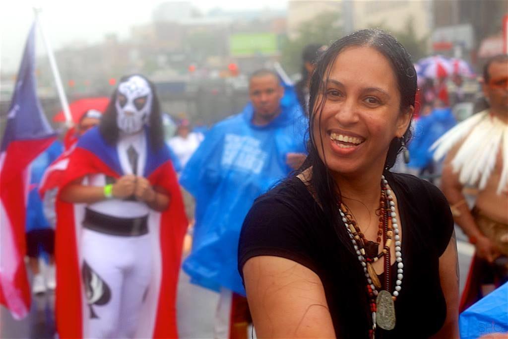 Indigenous Peoples - Bronx PR Parade