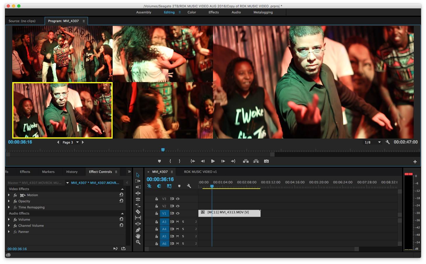 Rok Music Video